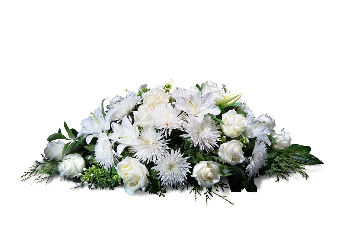Almohad?n peque?o en tonos blancos - Env?o de Flores a Domicilio