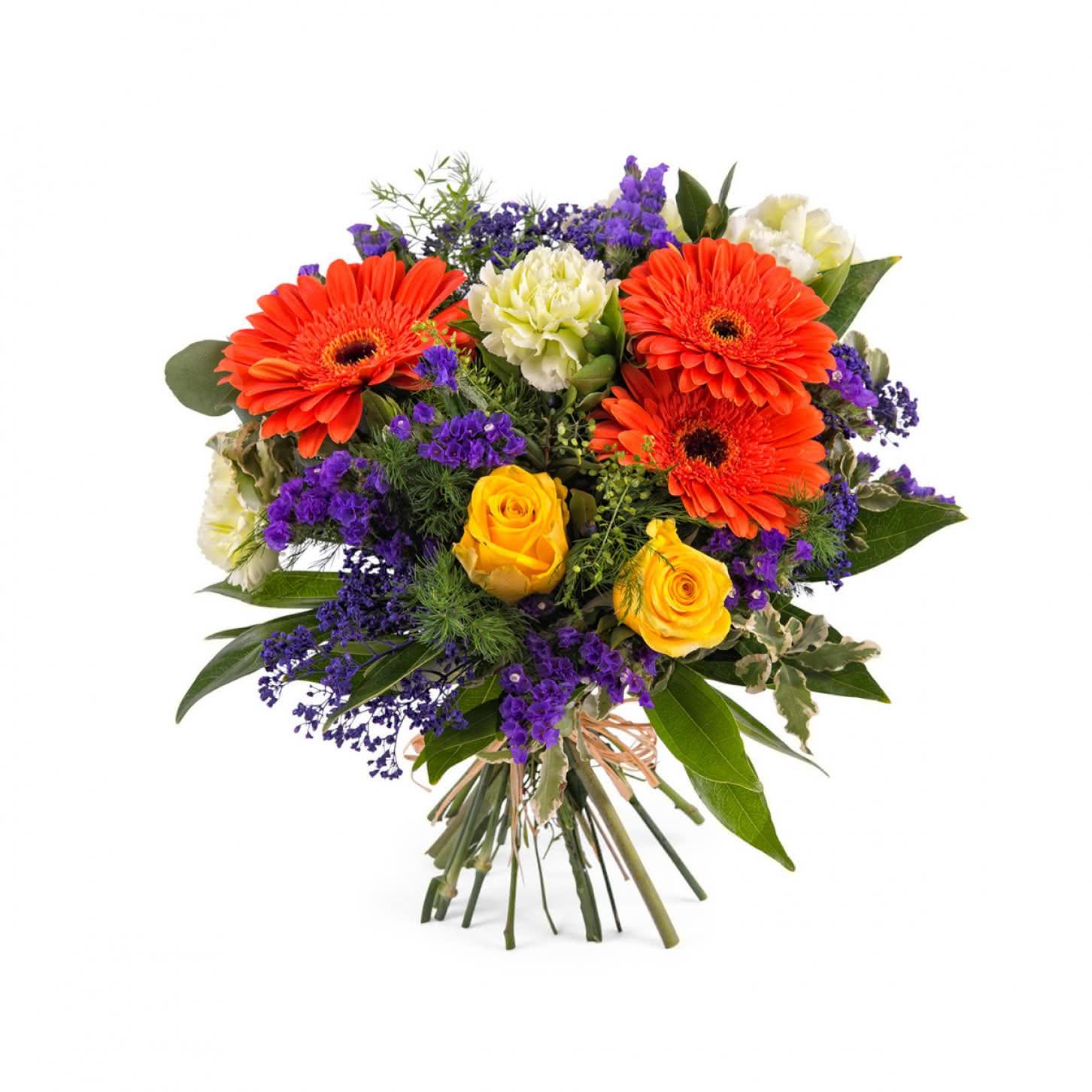 Regala Flores Por El Cumpleanos De Tu Amiga Interflora