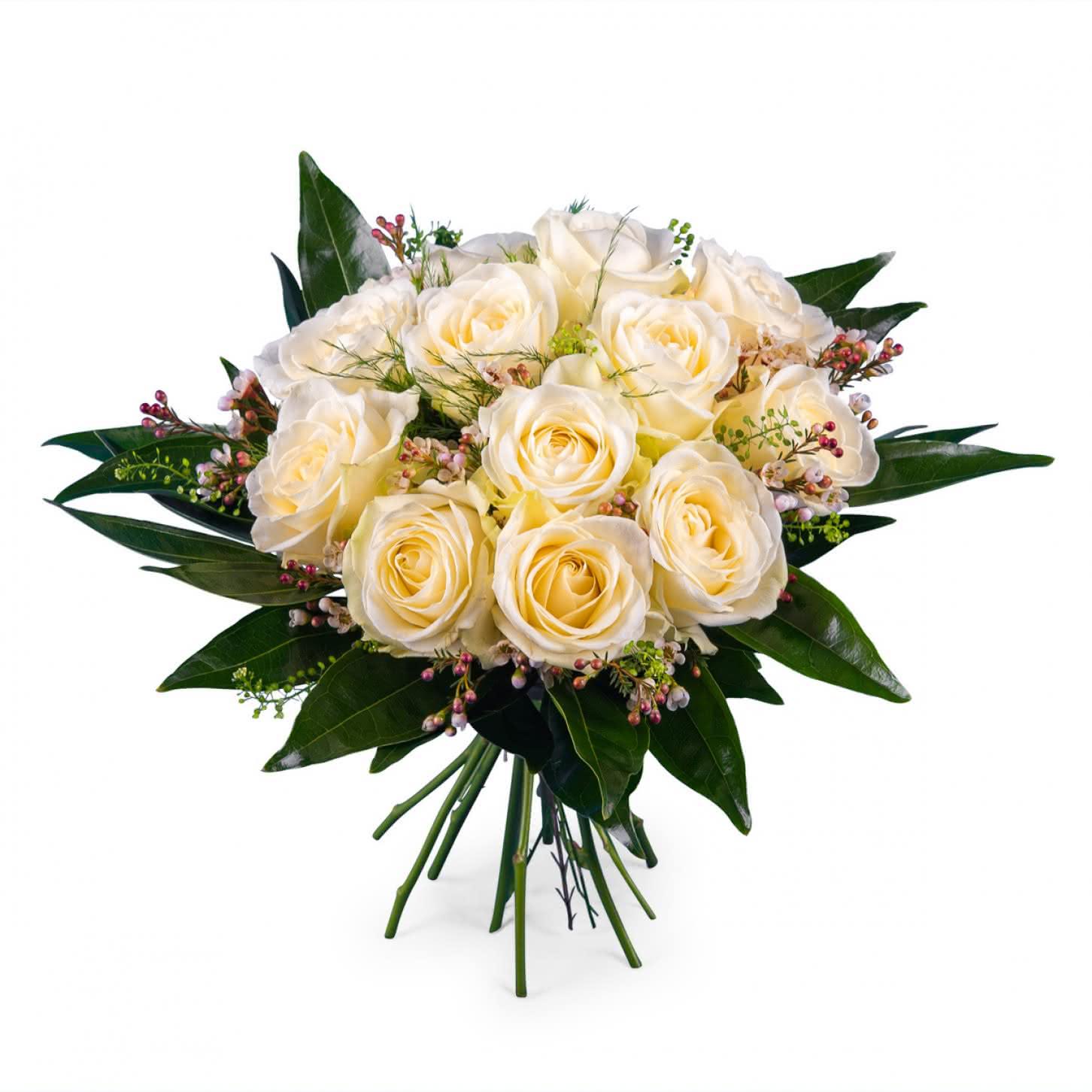 Los Mejores Ramos De Rosas Blancas Interflora