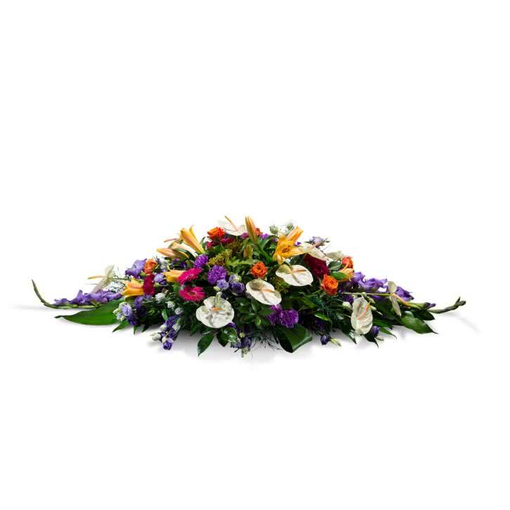 Almohadon multicolor
