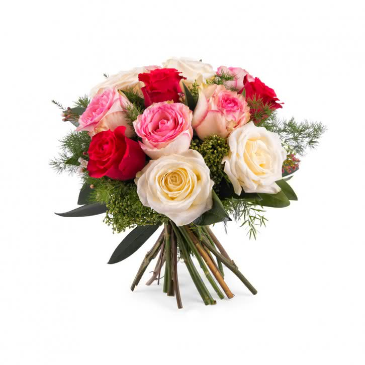 Ramo de Rosas - Delicadeza