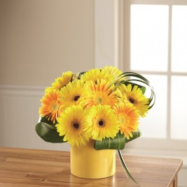THE FTD® SUNNY SURPRISE™ BOUQUET, THE FTD® SUNNY SURPRISE™ BOUQUET