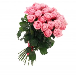 Bunch of 21 Pink Roses, Bunch of 21 Pink Roses