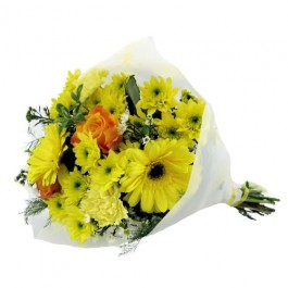 Yellow Mixed Bunch, Yellow Mixed Bunch