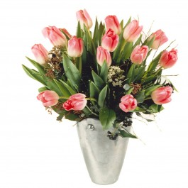 Tulips in Tender Pink Shades, Tulips in Tender Pink Shades