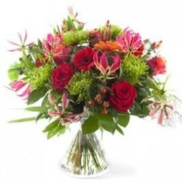 Bouquet Hurray, excl. vase , Bouquet Hurray, excl. vase