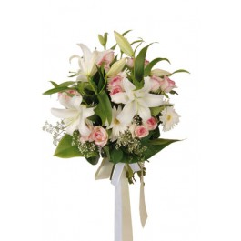 Hand Tied Bouquet, AZ#4207 Hand Tied Bouquet