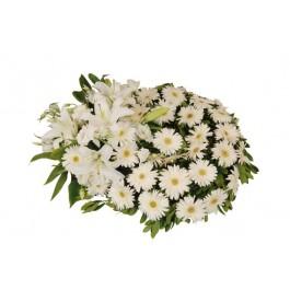Corona fúnebre, AZ#4210 Corona fúnebre