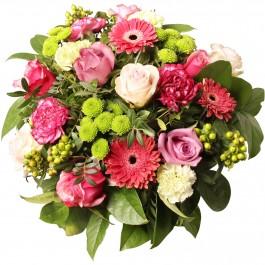Smiley bouquet, Smiley bouquet