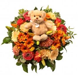 Plushy bouquet, Plushy bouquet