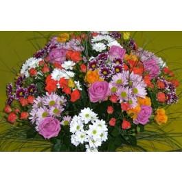 Ramo de flores mixtas, BG#BG1013 Ramo de flores mixtas