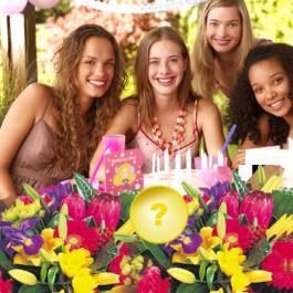 Ramo Sorpresa Cumpleaño / Selección de colores, BG#MCFBDY Ramo Sorpresa Cumpleaño / Selección de colores