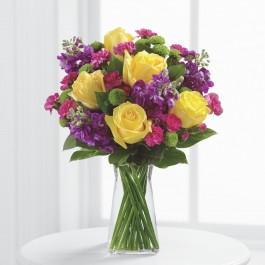 FTD Happy Times Bouquet, FTD Happy Times Bouquet