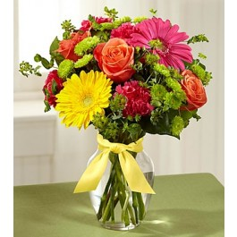 THE FTD® BRIGHT DAYS AHEAD™ BOUQUET, THE FTD® BRIGHT DAYS AHEAD™ BOUQUET
