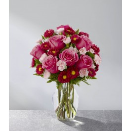 The Precious Heart™ Bouquet by FTD® - VASE INCLUDED, The Precious Heart™ Bouquet by FTD® - VASE INCLUDED