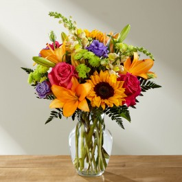 The FTD® Best Day™ Bouquet, The FTD® Best Day™ Bouquet