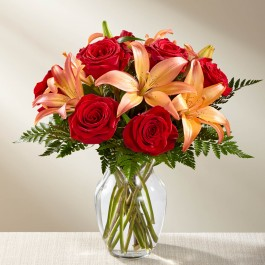 The FTD® Fall Fire™ Bouquet, The FTD® Fall Fire™ Bouquet