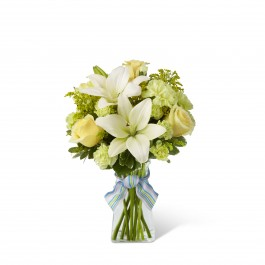 The Boy-Oh-Boy Bouquet by FTD - VASE INCLUDED, BR#D7-4905 The Boy-Oh-Boy Bouquet by FTD - VASE INCLUDED