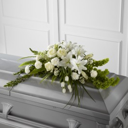 The FTD® Resurrection™ Casket Spray, The FTD® Resurrection™ Casket Spray