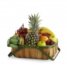 Thoughtful Gesture Fruit Basket, BS#C30-4571 Thoughtful Gesture Fruit Basket