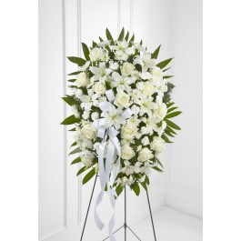 Exquisite Tribute Standing Spray, BS#S6-4447 Exquisite Tribute Standing Spray