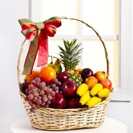 Cesta de frutas, BY#521 Cesta de frutas