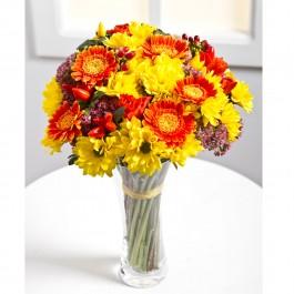 Ramo de flor abigarrado, BY#MCF1 Ramo de flor abigarrado