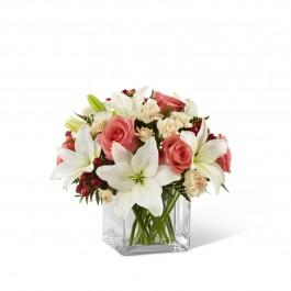 The Blushing Beauty Bouquet, CA#C11-4841 The Blushing Beauty Bouquet