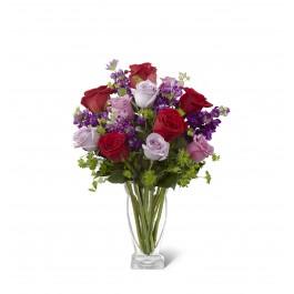 The Garden Walk Bouquet, CA#C14-4851 The Garden Walk Bouquet