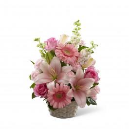 S17-4989 - The FTD® Whispering Love™ Arrangement, S17-4989 - The FTD® Whispering Love™ Arrangement