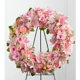 S21-4484 - The FTD® Loving Remembrance™ Wreath, S21-4484 - The FTD® Loving Remembrance™ Wreath