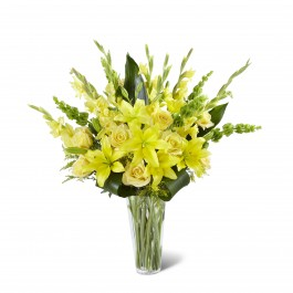 S34-5015 - The FTD® Glowing Ray™ Bouquet - Deluxe, S34-5015 - The FTD® Glowing Ray™ Bouquet - Deluxe
