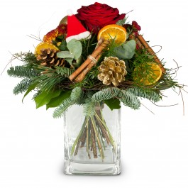 Santa Claus Bouquet, Santa Claus Bouquet