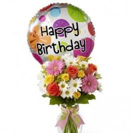 Birthday Cheer, CR#D4-4902 Birthday Cheer