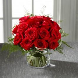 The FTD® Abundant Rose™ Bouquet, The FTD® Abundant Rose™ Bouquet