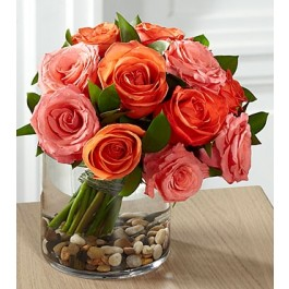 The FTD® Blazing Beauty™ Rose Bouquet, The FTD® Blazing Beauty™ Rose Bouquet