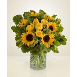 Sunny bouquet, Sunny bouquet