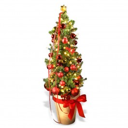 Christmas Eve at home, DE#A782.Christmas Eve at home