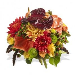 Bouquet of Seasonal Cut Flowers, DE#BSCF.Bouquet of Seasonal Cut Flowers
