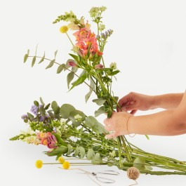 Bouquet, Florist's Choice, DK#DK128 Bouquet, Florist's Choice