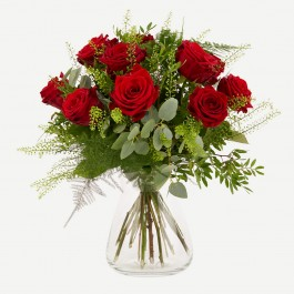 Classic rose bouquet, Classic rose bouquet