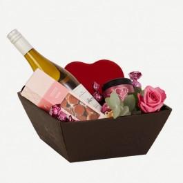 Basket of love, Basket of love