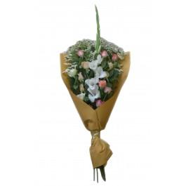 Ramo de flores mixtas, DZ#DZ1B6 Ramo de flores mixtas