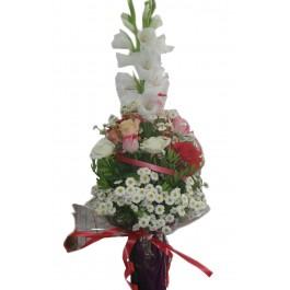 Ramo de flores mixtas, DZ#DZ1B7 Ramo de flores mixtas