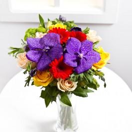 Colourful seasonal bouquet, EE#EE311 Colourful seasonal bouquet