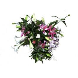 Ramo de flores mixtas, EG#603 Ramo de flores mixtas