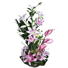 Arreglo de flores cortadas, EG#606 Arreglo de flores cortadas
