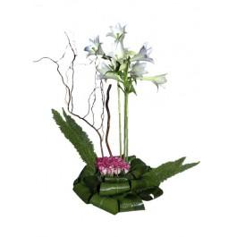 Arreglo de flores mixtas, EG#609 Arreglo de flores mixtas
