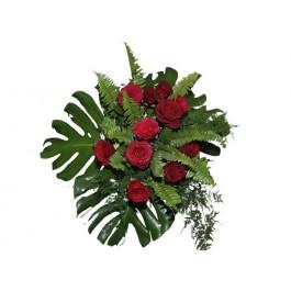 Ramo de rosas rojas, EG#610 Ramo de rosas rojas