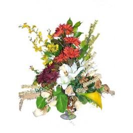 Ramo de flores mixtas, EG#EG1027 Ramo de flores mixtas
